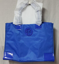 Tory Burch Bag 22139694 Nylon Ella Peacock Blue Tote Agsbeagle