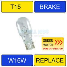 1 x Canbus 3535 T15 Halogen bulb 12V 16W LIGHT 585 921 w16w 12V clear 4300k