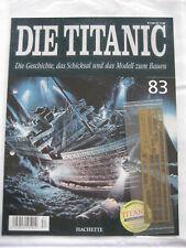 Hachette Die Titanic Bausatz Heft 83 original und ungeöffnet