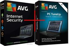 Avg Seguridad De Internet & Tuneup 2018-1PC OR LAPTOP & para 1 year - Descarga