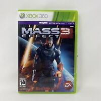 Mass Effect 3 (Microsoft Xbox 360, 2012) Complete Tested Working
