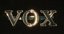 VOX® Logo, AC30