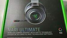 RAZER Nari Ultimate Wireless Game Headset (EXCELLENT CONDITION) - Used
