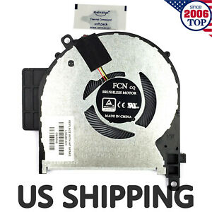 NEW CPU Cooling Fan for HP Envy x360 Convertible 15-CP 15M-CP Series