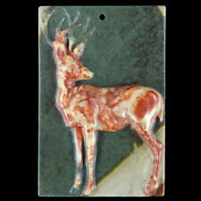 Carved Buck Bead CD EP608038