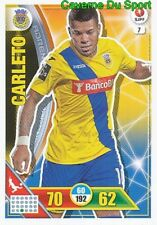 007 THIAGO CARLETO BRAZIL FC.AROUCA CARTAO CARD ADRENALYN LIGA 2017 PANINI