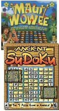 Maui Wowee & Ancient Sudoku Puzzle Pack (PC-CD) NEW PUZZLE