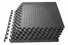 Rubber Restaurant Floor Mats Waterproof Interlocking Home Gym Room Tile