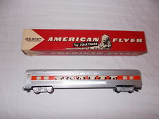 AMERICAN FLYER RARE TRANSITION  #24795-#961 JEFFERSON + ORIG BOX LOT #L-237