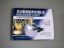 Submersible Halogen Light PL1008T 10watt