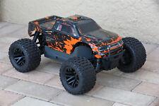 Custom Body Orange Muddy Splash for ARRMA GRANITE 4X4 3S BLX 1/10 Cover Shell