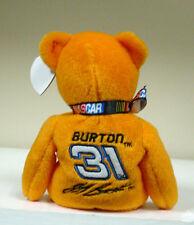 TY - Nascar Beanie Babies - #31 Jeff Burton - Richard Childress Racing Team