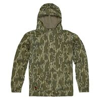 Mossy Oak Vintage Camo Hoodie for Men