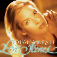 DIANA KRALL ~ LOVE SCENES CD ~ Every Song a Hit! ~ 12 GREAT TRACKS