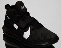 Nike Air Force Max II Men's Black White Basketball Shoes Sneakers