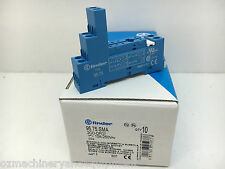 Finder 95.75.SMA Relay Socket for 40 Series Relays Box of 10