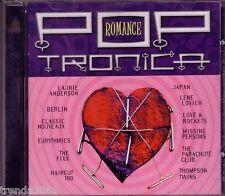Poptronica Romance Buddha Records CD Classic 80s New Wave THOMPSON TWINS BERLIN