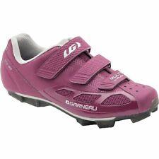 Louis Garneau Women's (Size 11) Multi Air Flex Cycling Magenta Bike Shoes