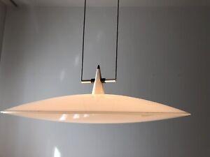 Modern Design Chandelier Glas Ufo Deckenlampe Leuchte Lampe Höhenverstllbar