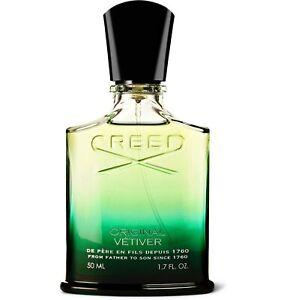 Creed Original Vetiver 50ml Eau De Parfum Spray New Genuine