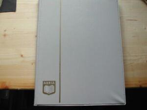 Steckbuch mit 100 ** Blocks + ein paar Kleinbogen aus Europa