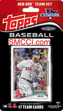 Boston Red Sox 2014 Topps Baseball Factory Team Set Xander Bogaerts Rookie plus