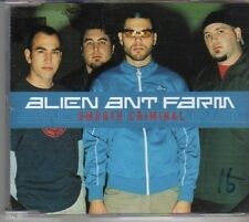 (BM321) Alien Ant Farm, Smooth Criminal - 2001 DJ CD