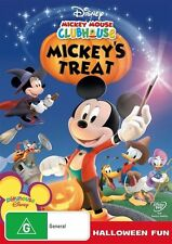 Mickey Mouse Clubhouse - Mickey's Treat (DVD, 2008)
