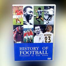 The Historia De Fútbol Presentado Por Alan Verde - DVD