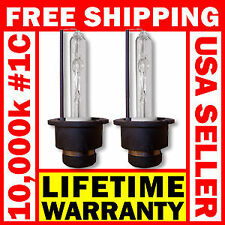 HID XENON HEAD LIGHT BULB 12000k D2S For Nissan Maxima 2004-2011 -- Deep Blue
