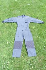 MENS OVERALLS WITH KNEE PADS FARMING GARAGE WORKSHOP SIZE 36