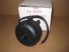 Ge 6W 115V 1550Rpm Cw evaporator fan motor - New!