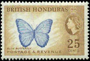 British Honduras Scott #151 SG #186 Mint Hinged