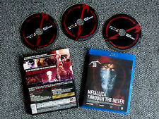 METALLICA - Through the never - BLU-RAY