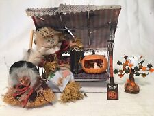 Lot Of OOAK Artist Made Halloween Dollhouse MINIATURES #1