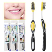 1pc hard bristles Toothbrush for Men Tooth Brush Oral Care Remove smoke stains