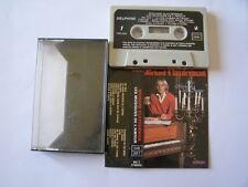 K7 cassette audio tape richard clayderman les musiques de l'amour