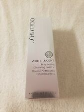 Shiseido White Lucent Brightening Cleansing Foam w 125ml / 4.7oz Sealed