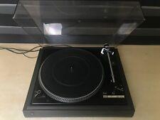 Dual CS 505-1 Vinyl Plattenspieler mit Ortofon Tonabnehmer - Defekt!