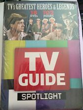 TV Guide Spotlight: TV's Greatest Heroes & Legends (DVD, 2014, 18-Disc Set)