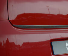CHROME PORTA posteriore portellone Trim Striscia di copertura per adattarsi FIAT GRANDE PUNTO (2006+)