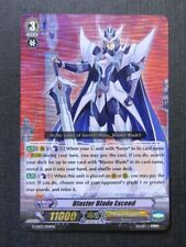 Blaster Blade Exceed G-LD03 Foil - Vanguard Cards # 3A16