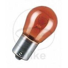Ampoules et LED ambre pour motocyclette