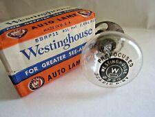 1 VINTAGE 1939-50 CADILLAC WESTINGHOUSE 2320 PREFOCUS MAZDA 6V HEADLIGHT BULB