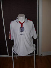 England National Team Reversible Jersey Size Large (L) Trikot World Cup Maillot
