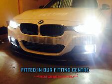 BMW 3 Series F30 11-on Smart Canbus H11 Fog Light HID Kit Metal Bulbs