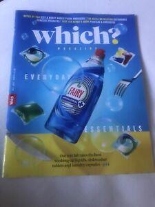 Which? Magazine May 2021