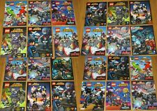 LEGO MARVEL DC SUPER HEROES Mini Figure 17cm COMICS  Different Titles to Choose.