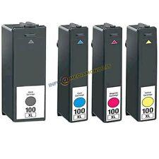 4 CARTUCCE COMPATIBILI LEXMARK S815 S816 S302 S305 S308 S602 S605