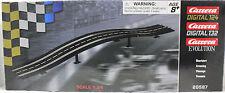 Carrera 20587 Ramp Bridge Crossing Track for 1/24 & 1/32 Slot Car Track